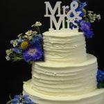 bruids taarten uit de patisserie van tops edelgebak in bilthoven, soest en zeist