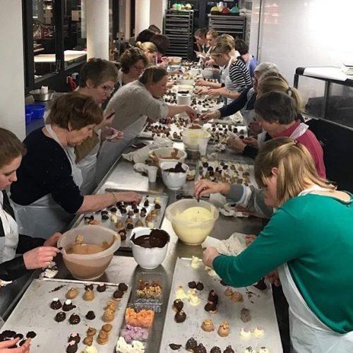 Workshop bonbons