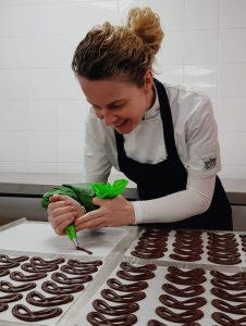 Chocolatier Lenka