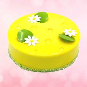 mango taart van patisserie tops edelgebak in bilthoven, soest en zeist