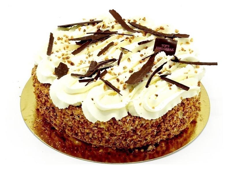 Turko slagroom taart
