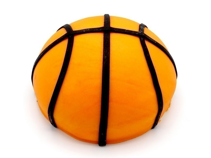 Basket bal taart