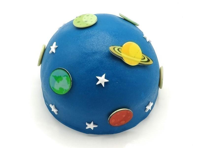 Planeet taart