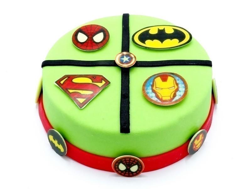 Helden taart