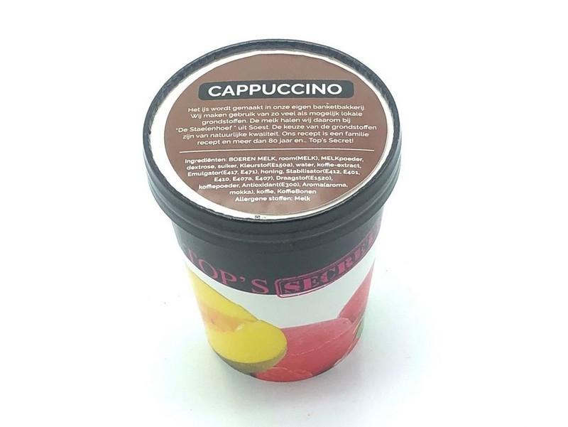 Cappuccino IJS